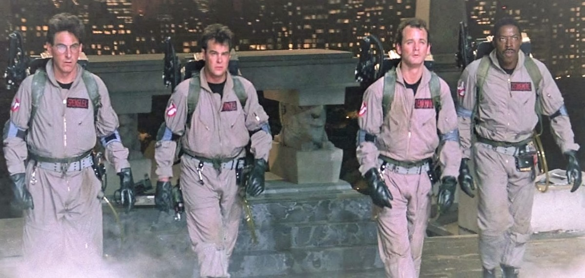 Ghostbusters 1984 Review Simms View