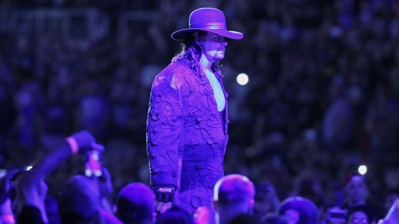Undertaker WM33